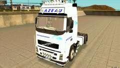 Volvo FH16 Globetrotter GAZEAU