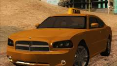 Dodge Charger STR8 Taxi for GTA San Andreas