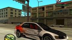 Mitsubishi Lancer Evo IX SpeedHunters Edition for GTA San Andreas