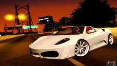 Ferrari F430 Spider for GTA San Andreas