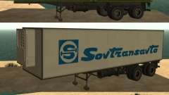 Container Carrier + Sovtransavto for GTA San Andreas