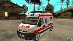 Renault Master Ambulance for GTA San Andreas