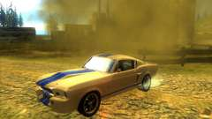 Shelby GT500 Eleanora clone for GTA San Andreas
