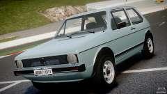 Volkswagen Golf Mk1 for GTA 4