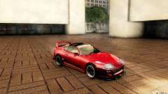 Toyota Supra D1 1998 for GTA San Andreas