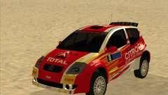 Citroen Rally Car for GTA San Andreas