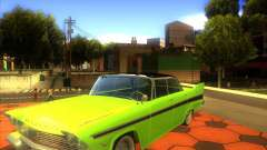 Plymouth Belvedere Sport Sedan 1957 for GTA San Andreas