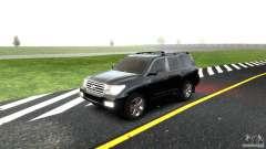 Toyota Land Cruiser 200 RESTALE