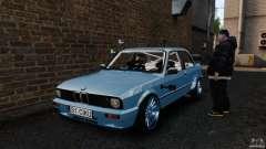 BMW E30 V8 Drift