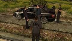 MAFIA Gang for GTA San Andreas