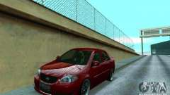 Toyota Vios for GTA San Andreas