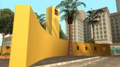 The new Central Park of Los Santos for GTA San Andreas