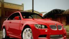 BMW M3 E92 v2.0 for GTA San Andreas