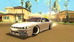 Nissan 200SX JDM for GTA San Andreas
