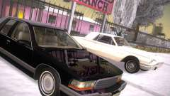 Buick Roadmaster 1996 for GTA San Andreas