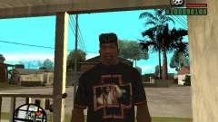 Rammstein t-shirt v2 for GTA San Andreas