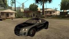 Bentley Continental SS Skin 4