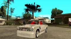 Vaz 2101 car Tuning Style for GTA San Andreas