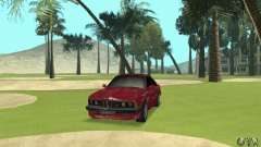 BMW M6 E24 stock for GTA San Andreas