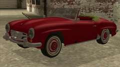 Mercedes Benz 190SL 1960 for GTA San Andreas
