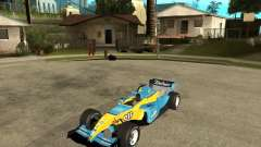 Renault F1 for GTA San Andreas