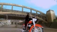Harley-Davidson FL Duo Glide 1961 (Lowrider)