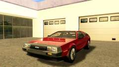 DeLorean DMC-12 V8 for GTA San Andreas