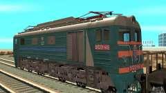 Locomotive VL23-419