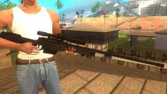 Accuracy International L96A1 for GTA San Andreas