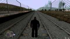 Russian Rails for GTA San Andreas