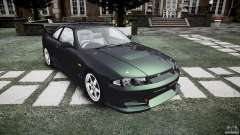 Nissan Skyline R33 for GTA 4