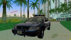 Ford Crown Victoria Police 2003 for GTA Vice City