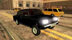 VAZ 2107 ZZ Style for GTA San Andreas