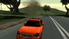 LADA 2170 102-RUS for GTA San Andreas