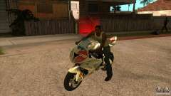 BMW S1000 RR for GTA San Andreas