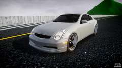 Infiniti G35 Coupe 2003 JDM Tune for GTA 4