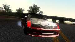 BMW M3 GTR1 for GTA San Andreas