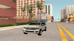Toyota Sequoia 2011 for GTA San Andreas