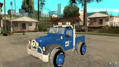 Aro M461 - Offroad Tuning for GTA San Andreas