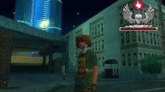 HD box-Bum for GTA San Andreas