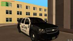 Chevrolet Tahoe SAPD for GTA San Andreas