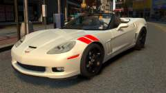 Chevrolet Corvette C6 2010 Convertible v2.0
