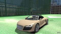 Audi R8 Spyder v10 [EPM]