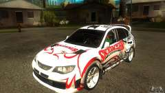Subaru Impreza WRX STi Skyjacker of DiRT 2