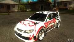 Subaru Impreza WRX STi Skyjacker of DiRT 2