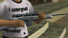 Max Payne 2 Weapons Pack v2 for GTA Vice City