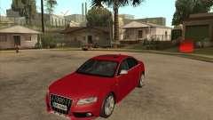 Audi S4 2010 for GTA San Andreas