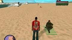 Action of COD Modern Warfare 2