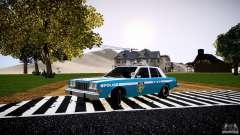 Dodge Diplomat 1983 Police v1.0