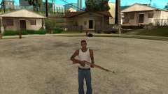 Weapons of call of duty for GTA San Andreas